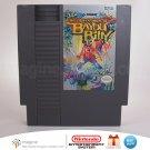 Tested & Works - The Adventures of Bayou Billy - NES Game Cartridge Konami Nintendo © 1985