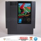 Tested & Works - GOLF - NES Golfing Game Cartridge Nintendo Entertainment System Sports