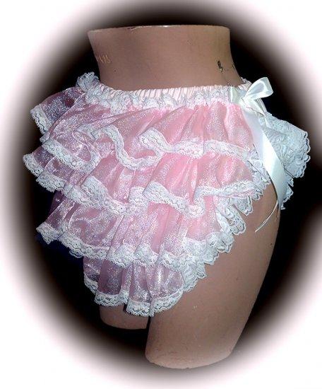 High Cut Sissie Panties