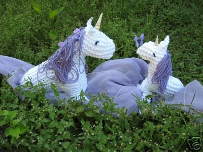 Lavender and Lily Unicorns