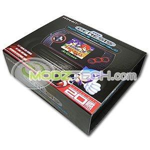 Portable Sega Genesis Console w/ 20 Sega Genesis Games - Sega Handheld