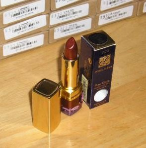 Estee Lauder Lip Vinyl Gloss stick lipstick 505 Vinyl Brown Pure Color