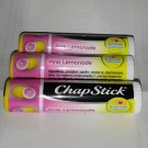 Chapstick summer Pink Lemonade lip balm 5 tubes Lot
