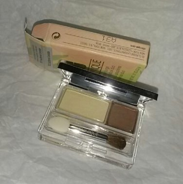 Clinique Colour Surge shadow duo 103 Buttered Bronze HTF