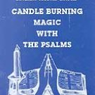 Candle Burning Magic with the Psalms NEW BOOK Pagan