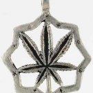 Cannabis Marijuana Amulet / Pendant / Necklace