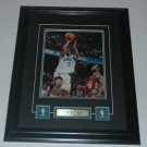 Chris Paul New Orleans Hornets Signed Framed