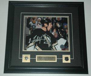Jordan Staal Pittsburg Penguins Signed Framed
