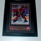 Miikka Kippersuoff Calgary Flames Signed Framed