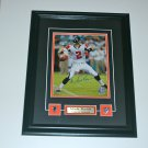 Matt Ryan Atlanta Falcons Auto Framed