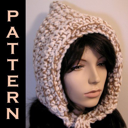 The Lyra Hat - crochet epattern