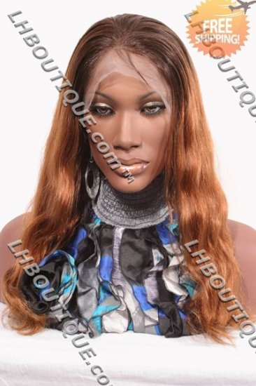 Full Lace Wig Indian Remy Body Wavy