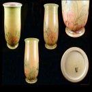 1929 Rookwood Pottery Wax Matt Vase Artist Signed KJ Katherine Jones