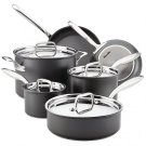Breville Thermal Pro Hard Anodized Non-Stick 10-Piece Set