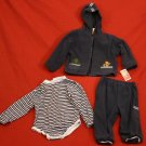 3 Pc Fleece Set