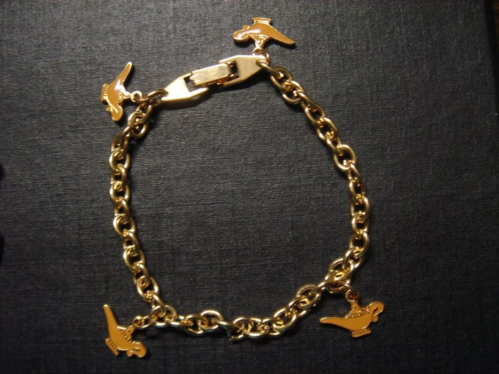 Handmade Teapot Gold Plated Bracelet~ON SALE