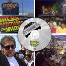 Back to the Future: Ride PRESS KIT + Star Tours Disneyland