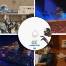 E.T. Adventure PRESS KIT videos + Indiana Jones Disney