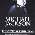 Michael Jackson - The Official Exhibition PROMO FLYER