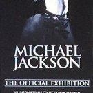 Michael Jackson - The Official Exhibition PROMO FLYER