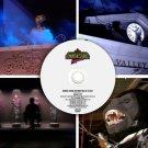 Universal Studios Hollywood PRESS KIT DVD 1992 Star Trek Adventure, Back to the Future Stage Show