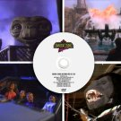 Universal Studios Hollywood PRESS KIT DVD 1996 Back to the Future Ride, Waterworld, backdraft