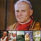 Glas Mira Medjugorje 5 Croatian magazines POPE JOHN PAUL II exclusive