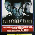 STAR TREK 2009 XI - movie program & ticket stub CROATIA rare J. J. Abrams