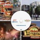 MIckey's Toontown Disneyland + Walt Disney World PRESS KIT DVD 1993