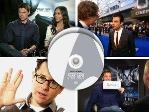 Star Trek XI (2009) - TV Specials & PROMO videos, 2 DVD set