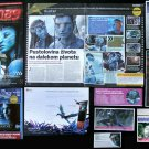 Clippings magazine CROATIA movie program James Cameron AVATAR rare