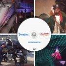 Disneyland + Fantasmic! Electronic PRESS KIT DVD 1993