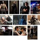 The Dark Knight Rises - 10 glossy PRESS PHOTOS Christian Bale