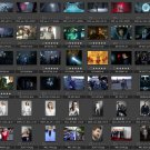 260 digital hi-res PRESS PHOTOS (3 GB) Prometheus & Alien, promo collectible rare