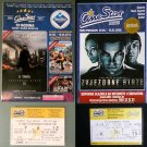 Star Trek XI & Into Darkness 2 Movie PROGRAM + 2 TICKET stubs Croatia, promo