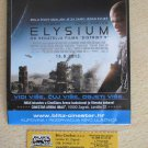 MOVIE PROGRAM + Auro 3D TICKET stub Croatia, Elysium, Matt Damon, promo