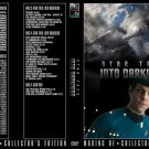 4 DVD set, Star Trek Into Darkness TV PROMO 5 hrs Unreleased extras, deleted scenes XBox smartglass