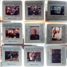 14 PRESS Slides transparencies photos Star Trek Nemesis Insurrection Patrick Stewart