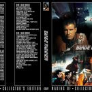 6+ hrs UNRELEASED promos Blade Runner 4 DVD documentaries collectible videos Harrison Ford