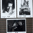 "3 original Press photos 8x10"" True Lies Arnold Schwarzenegger Jamie Lee Curtis"