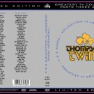 Thompson Twins video - Greatest TV Collection 3 & 4 - 2 DVD set promos interviews live