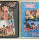 Thompson Twins 3 DVD set - LIVE & MUSIC VIDEOS Single vision revisited, 4 concerts, rare unreleased