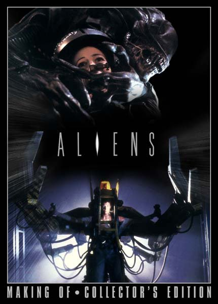 Aliens RARE EPK Press Kit TV promo collectible videos 6 hrs Cameron Weaver Biehn