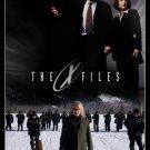 2 DVD set The X-Files RARE Press Kit TV promo collectible David Duchovny Gillian Anderson 5 hr