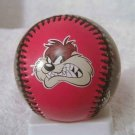 RED Looney Tunes Tasmanian Devil TAZ Baseball