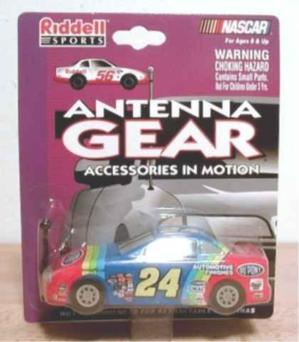 NASCAR Racing JEFF GORDON Car Antenna Topper