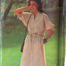 BUTTERICK PATTERN 6001 MISSES' DRESS AND BELT SIZE 8