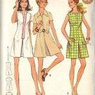 BUTTERICK PATTERN 5800, MISSES' DRESS OR PANTDRESS SZ 12 1/2 UNCUT