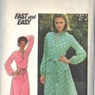 BUTTERICK PATTERN 5297 MISSES' DRESS, TOP AND SKIRT  SZ 14