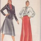 BUTTERICK PATTERN 3327 BY EVAN-PICONE, MISSES' JACKET, BLOUSE, SKIRT SZ 16